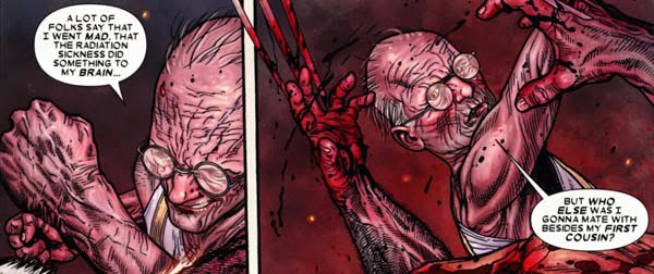 First Look: SECRET WARS' OLD MAN LOGAN #1 : comicbooks