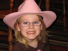 Cowgirl cutie!
