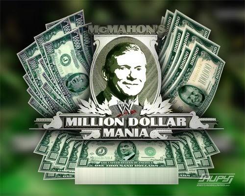 Million dollar bottom