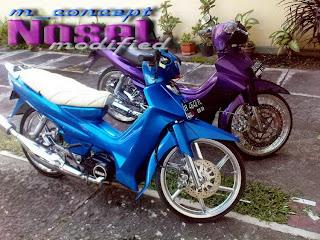 Modif Yamaha Fizr