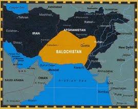 Baloch territory                  بلوچہ دگار