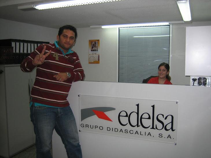 Edelsa grupo didascalia em em MADRID