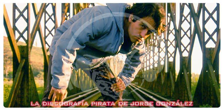 El Bootleg de Jorge González