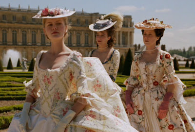 Film Experience Blog 8th Costume Worn By Marie Antoinette