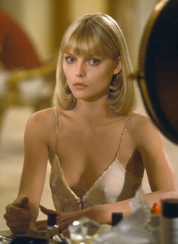 Michelle pfeiffer sex scenes, hooters girls and nude pics