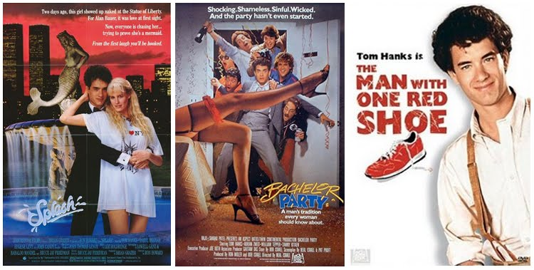 tom hanks the man with one red shoe movie