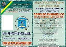 CAPELÃO EVANGÉLICO