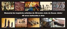 clic e acesse Exposição Memorial 40 anos de Trajetória Artística