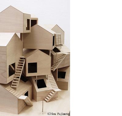 Tokyo Apartment Tokyo, Japan Sou Fujimoto Architects