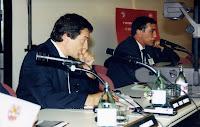 José María Pilón S.J fundó el grupo Hepta de parapsicología Bastida+con+Benitez