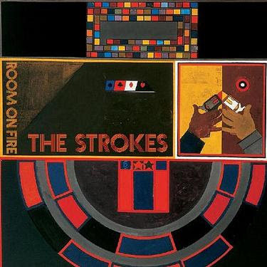 the strokes room on fire | pix.fr
