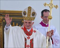 البابا بندكتوس السادس عشر
