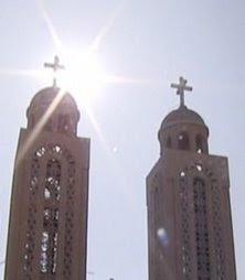 شمس المســـ الله ـــيح علي الصليب