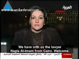 الناشطة الحقوقية المتنصًرة / نجلاء محمد الإمام