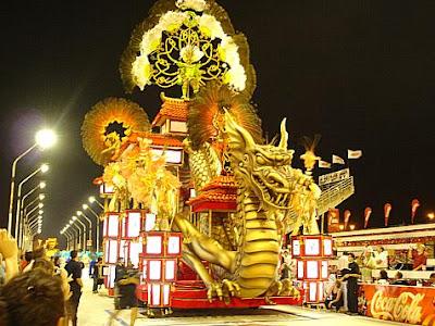carnaval pagano