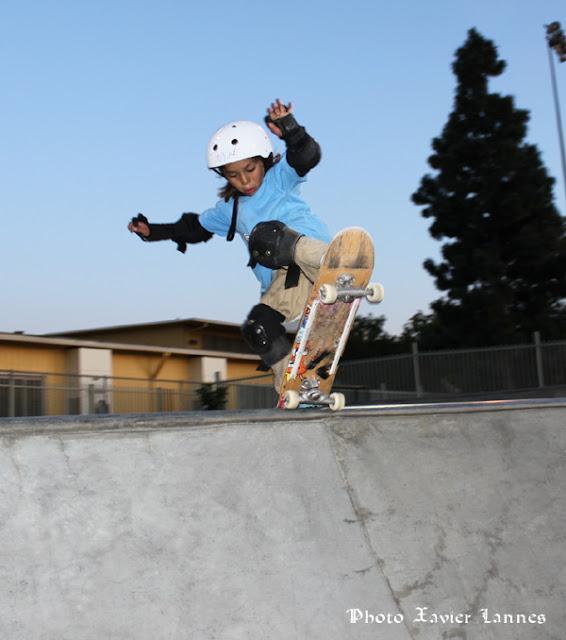 Skateboard sesh
