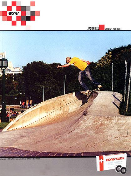 Jason Lee, Skateboarding News, Adult Swim