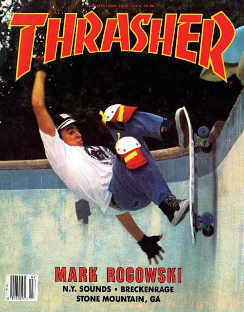 Thasher Mag,Mark Gator Rogowski, Vision Street Wear, Brandi McClain