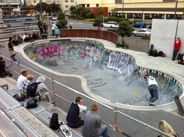 Pedro Barros, Omar Hassan, Sky Sijeg, Josh Borden, Rune Glifberg, Sergie Ventura, Pat Ngoho, Otavio Neto, Jackson Pilz, Mike Bancroft, Juergen Horwarth, Benji Galloway, Chris Senn, Colin Provost, BOWL-A-RAMA Wellington 2011