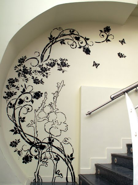 Ideas creativas para decorar la pared quiero m s dise o for Imagenes para decorar paredes