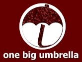 one big umbrella