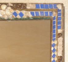 detalhe do espelho