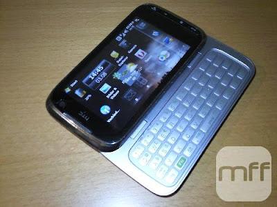 Introducand HTC 7 Pro