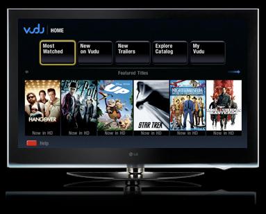 Serviciul online de inchirieri video HD