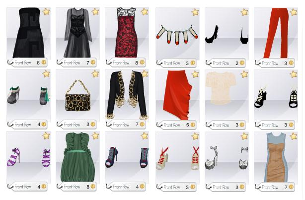 Front Row Shop Coupon Codes Front Row Shop is an online clothing store dedicated to bringing the best of women clothing, shoes, accessories and more. Independent unique women's boutique for dresses, clothing, shoes and accessories.