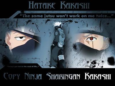 Hatake Kakashi Anbu Wallpaper|Naruto 523|Naruto Manga 524|Naruto Shippuden