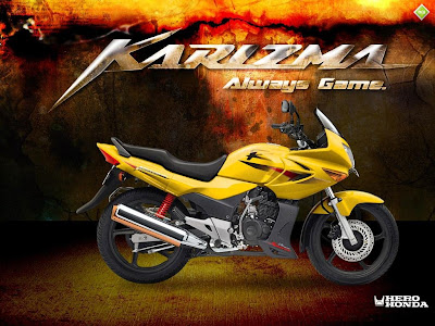 Hero Honda Karizma Bike-1