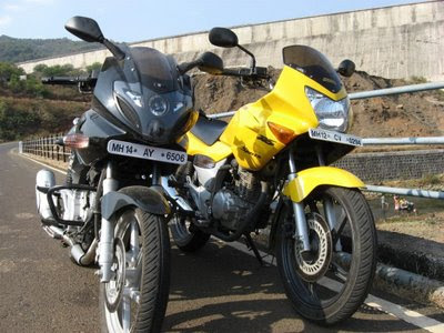 Hero Honda Karizma Bike-2