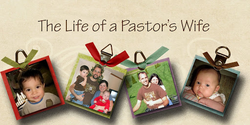 The Life of a Pastor&#39;s Wife