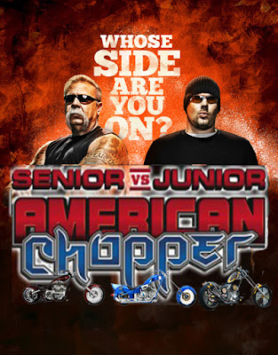 American Chopper: Senior vs. Junior New Episode