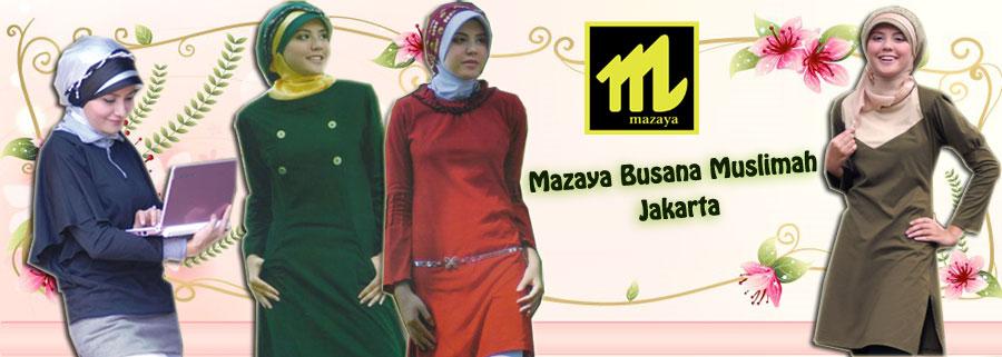 Mazaya Busana Muslimah