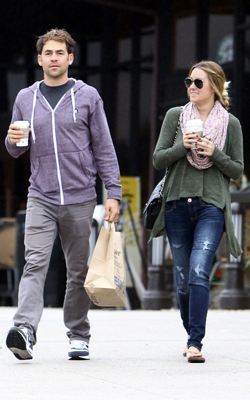 Lauren Conrad And Kyle Howard December 2010. Spotted: Lauren Conrad and