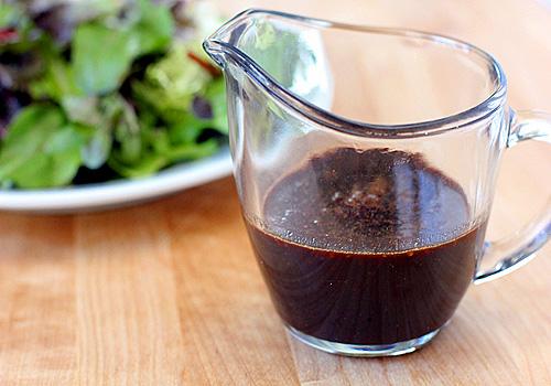 Balsamic Vinaigrette Dressing Recipe