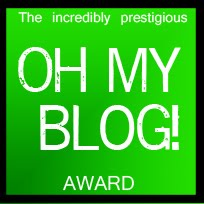 Thanks to Diane over at Just Humor Me-Rules for this award: Drink & Blog-Do you see why I love her?