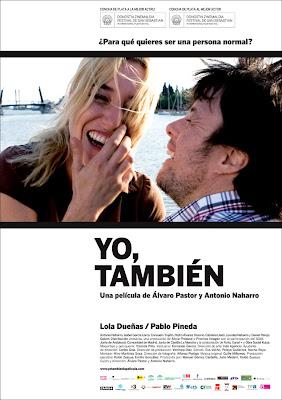 Afiche de la película Yo También