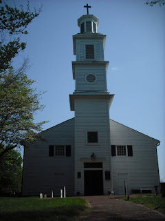 St. John's Church, Petersburg, VA