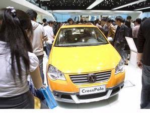 Car Sales in China Rise 98 Percent