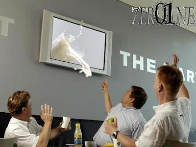 تلفزيون ثلاثي الأبعاد - مجلة زيرون