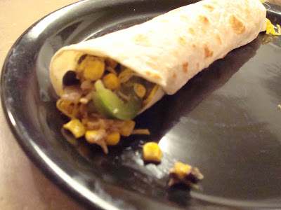 Chicken fajita wraps recipes