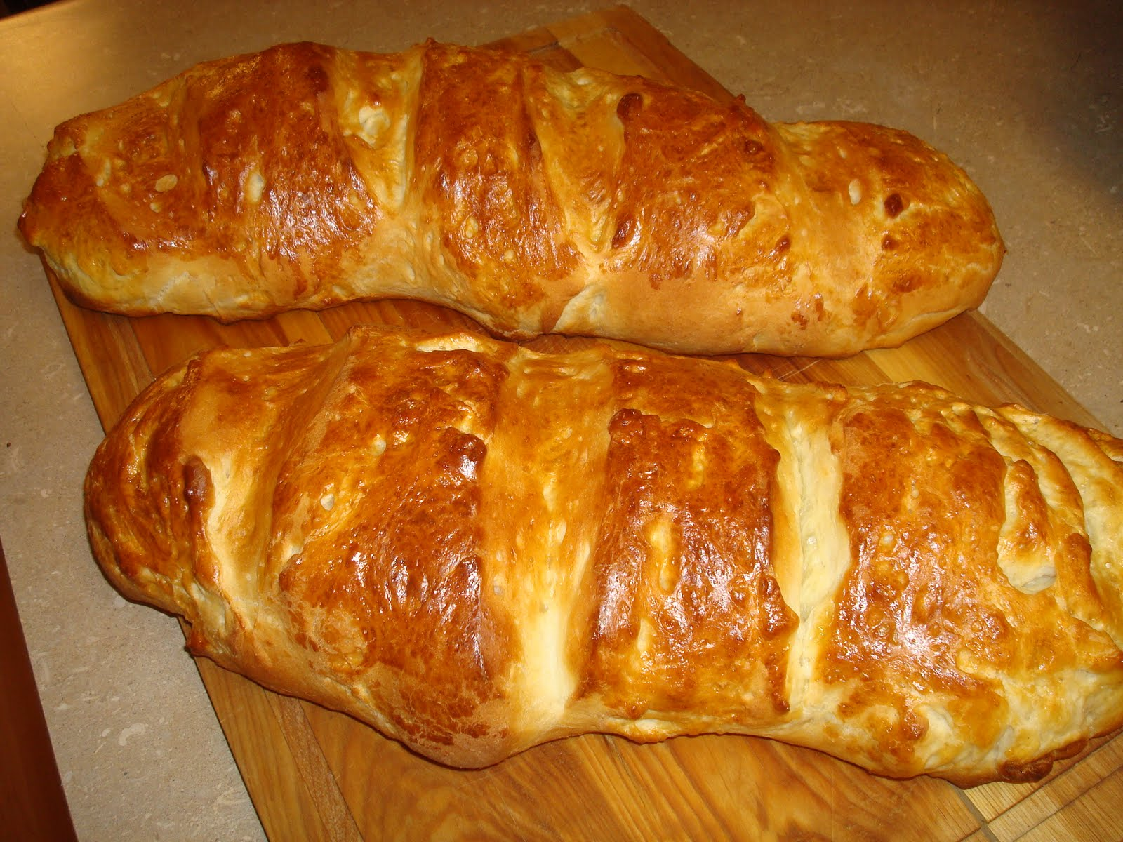 menu managed: French Bread