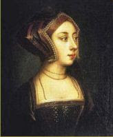 Young Anne Boleyn