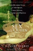 Book Cover Sex with the Queen by Eleanor Herman
