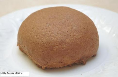 Made Mexican Bun With Chocolate Coffee Topping The Other Day I Used Coffee Emulco Some Instant Coffee And Found That I Couldn T Taste The Coffee Flavor