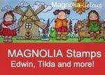 Meine Magnolia Stempel