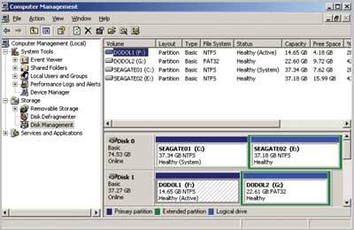 Biasanya Hard Disk Baru Terdeteksi Sebagai Storage Tanda Seru