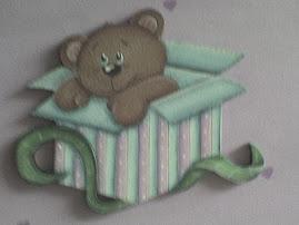 caixinha   de   ursinho